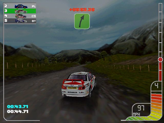 12 Memorable Classic Racing Games As Chosen By You