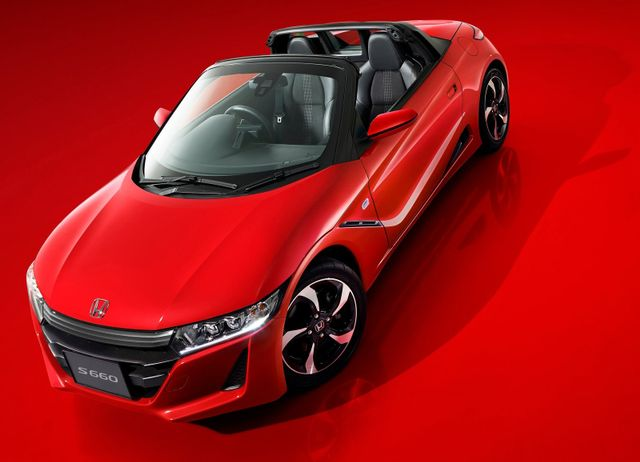 Say Hello To The Honda S660 A Cute Kei Sports Car You Can T Buy