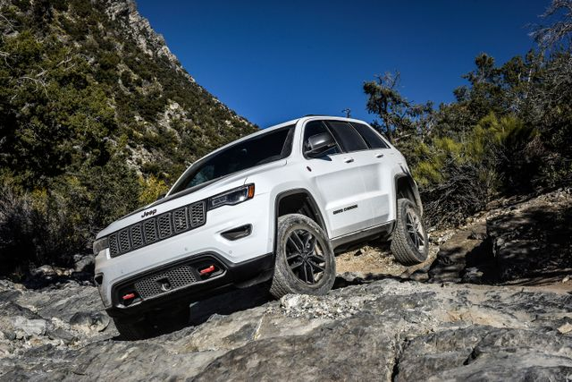 The Jeep Trackhawk Is Double The Price Of A Trailhawk But Totally
