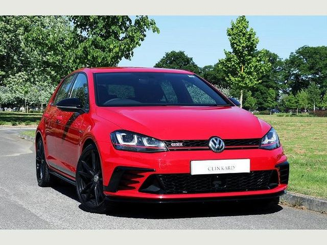 Used Vw Golf >> This Used Vw Golf Gti Clubsport Has Already Shed 10k