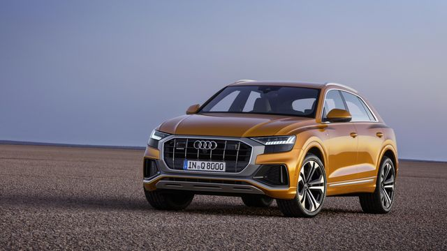 This Rendered Audi Rsq8 Is A Hot Suv That Ll Haunt Your Nightmares