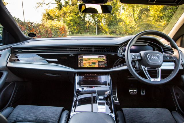 Audi Q8 Review All Hail The King Of Conspicuousness