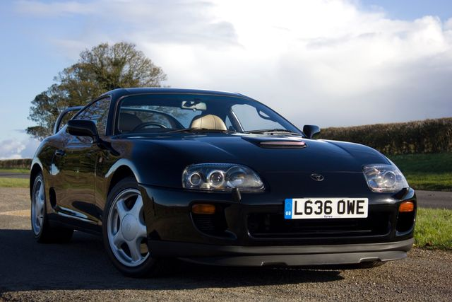 Here S Why You Shouldn T Overlook Automatic Toyota Supras