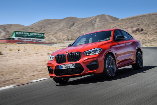 The Bmw X3m And X4m Are Here With 503bhp Straight Sixes