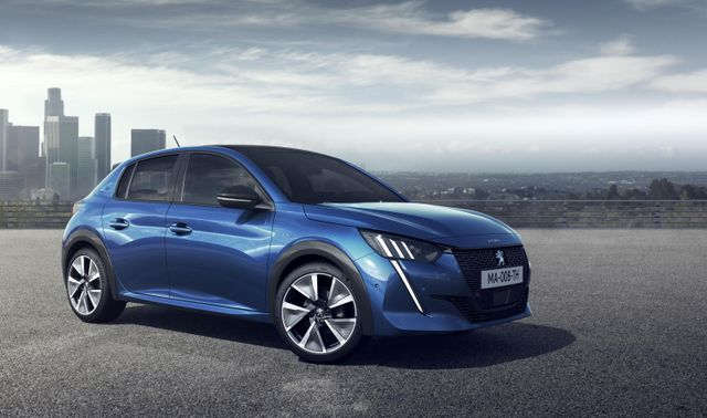 The Chunky New Peugeot 208 Just Landed, And You Can Have It