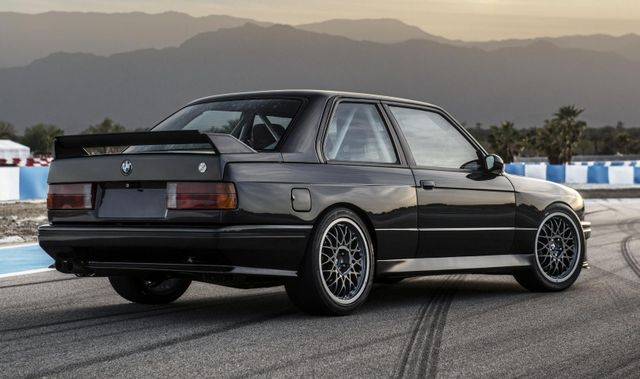 Bmw M3 E30 >> The Singer Of E30 Bmw M3s Has Arrived And We Re In Love