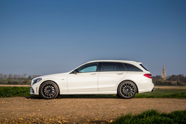I'm Living With A Mercedes-AMG C43 For Nine Months: What Do You Want