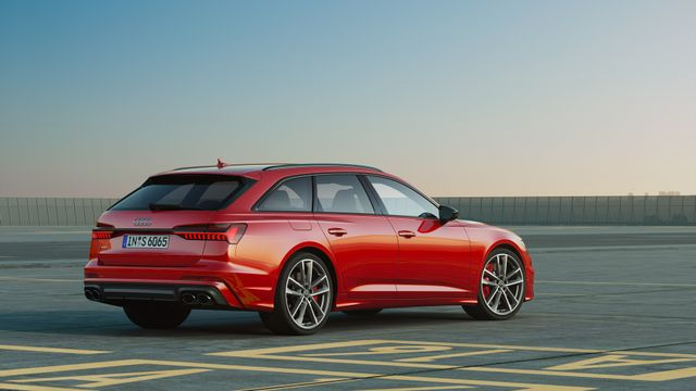 The New Audi S6 And S7 Are Here And They Re Both Diesels