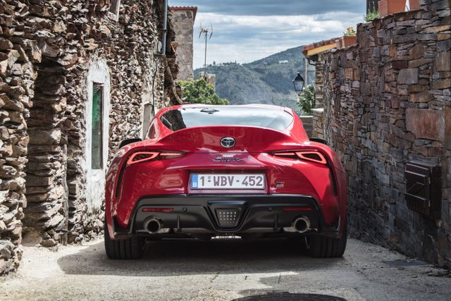 How Stalled BMW Negotiations Nearly Killed The A90 Toyota Supra