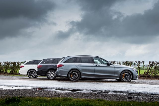 Mercedes-AMG C43 Vs C63 Vs C63 S: What's The Best Fast C-Class?