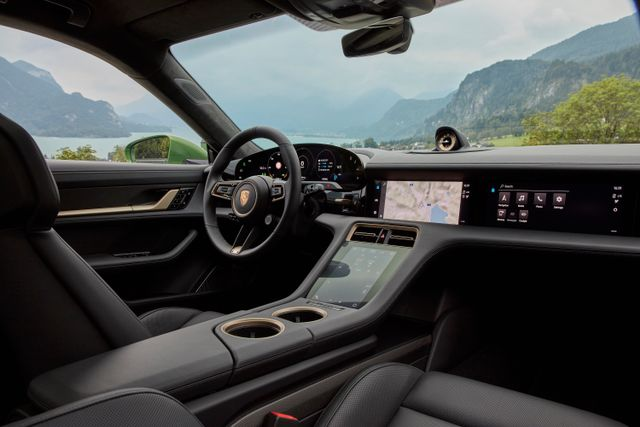 The Porsche Taycan Proves The Future Is Still Fun But There S A Catch