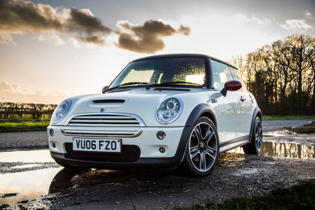 I Bought An R53 Mini Cooper S Because