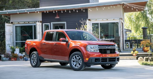 The Ford Maverick Is A Bronco Sport-Based Pickup That Isn ...