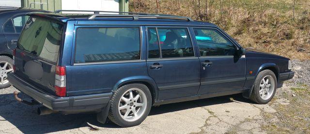 1997 Volvo 940 Low pressure turbo (B230FK) wagon