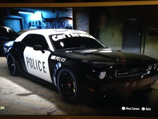 Build A Challenger >> Dodge Challenger Police Style Build Not Perfect But Still Adding