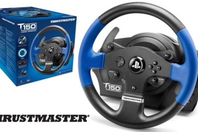 My Month With The Thrustmaster T150(Review)