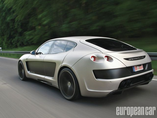 is just me or gemballa makes ugly body kits