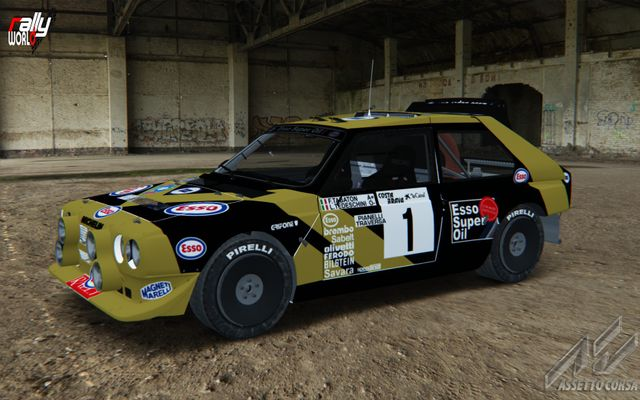My Top 10 Rally cars mods in Assetto Corsa !