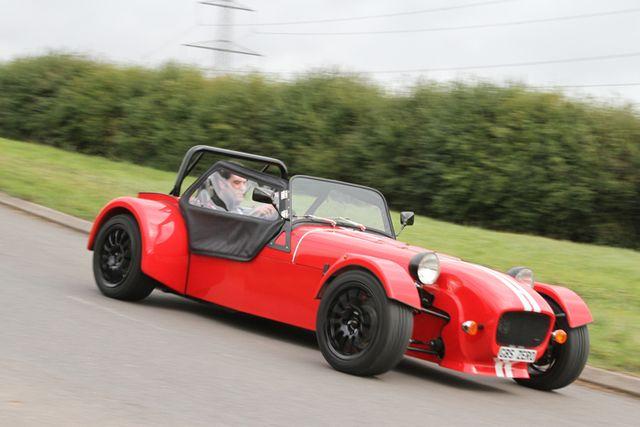 Top 10 MX5-based kit cars