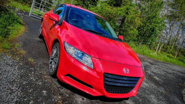 Honda Living With A Cr Z Readers Reviews