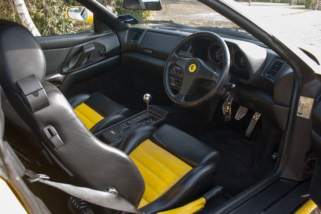 The £80,000 Question: A New Lotus, or an old Ferrari?