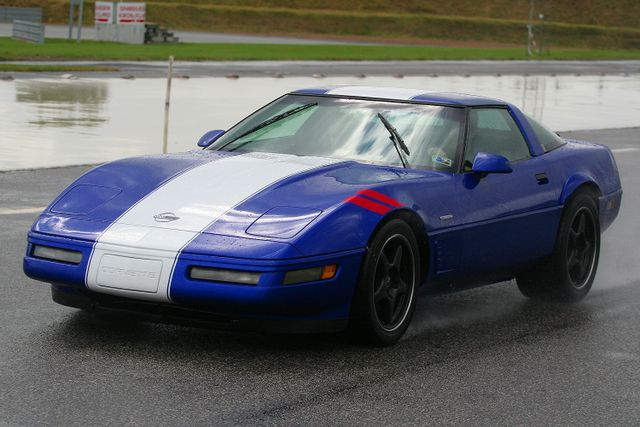 Did You Remember In Gran Turismo 25 The Chevrolet Corvette Grand Sport C4 96