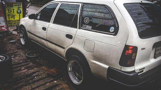 1993 Toyota AE100 Corolla DX Wagon