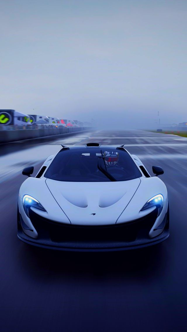Mclaren P1 Background Made By Me