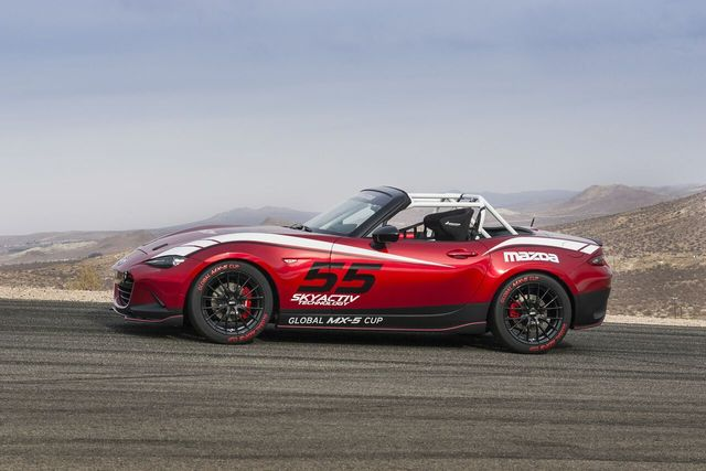 EcuTek's new tuning software for the Mazda MX-5 ND promises