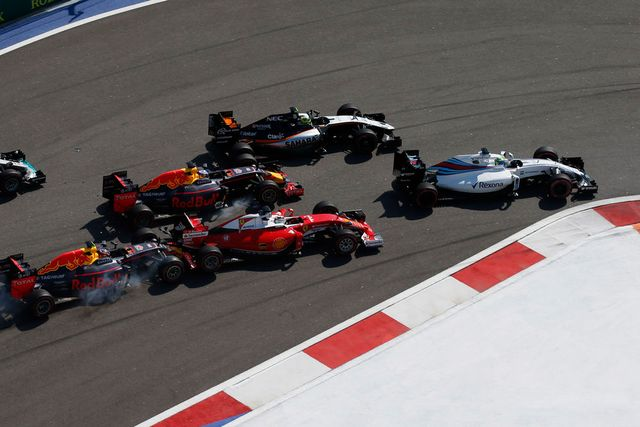 Here S How Formula 1 Cars Compare To Electric E Racers