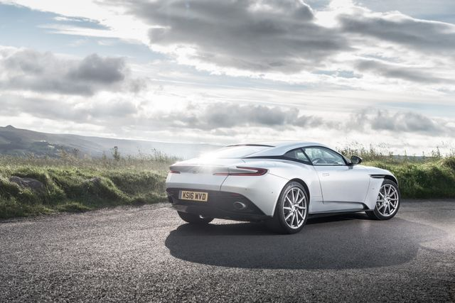 Aston Martin To Receive Bespoke Amg Engines In Expanded Partnership