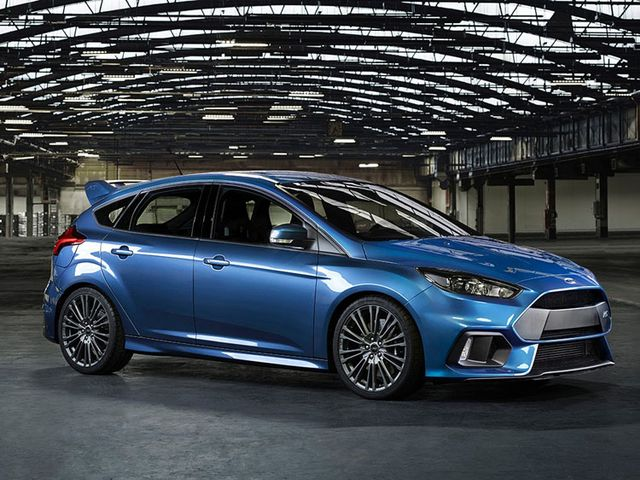 8 Tempting Alternatives To A New Ford Focus Rs