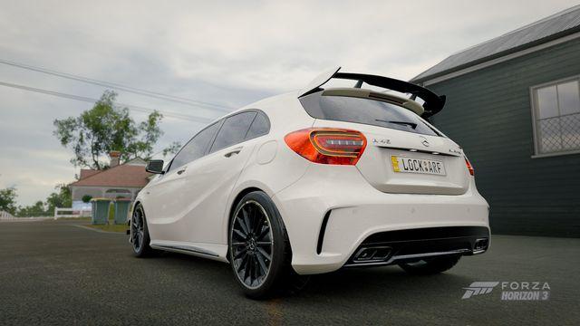 A45 Amg Forza Horizon 3