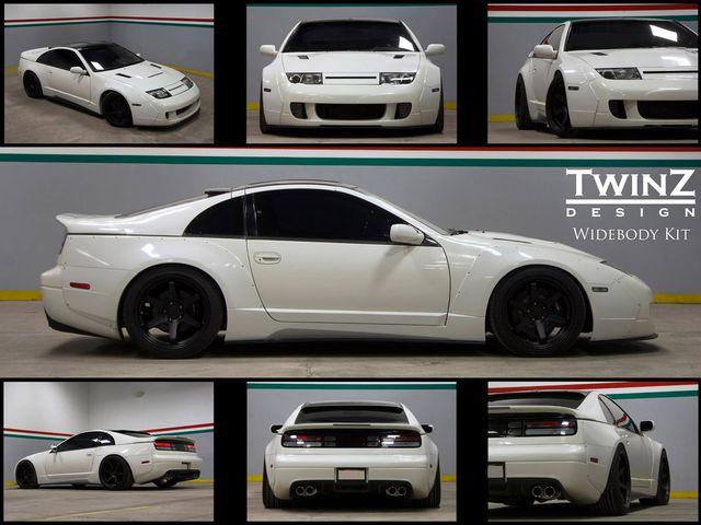 Build A Nissan >> Mybuild The Nissan 300zx Virtual Mega Build