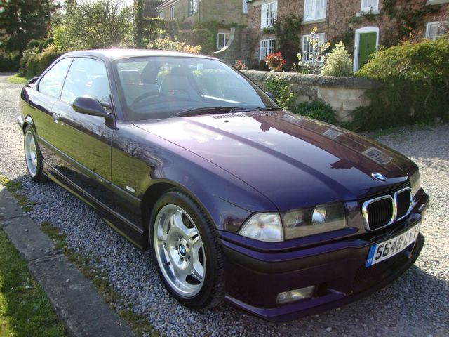 This £30k BMW E36 M3 Is Another Sign The Car World's Gone Mad