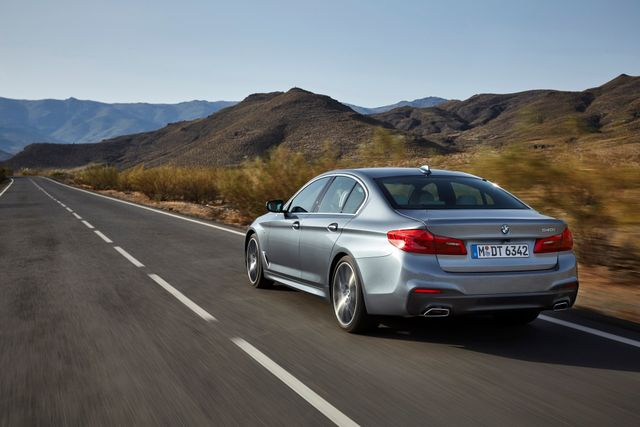 9 Things You Need To Know About The New BMW 5-Series