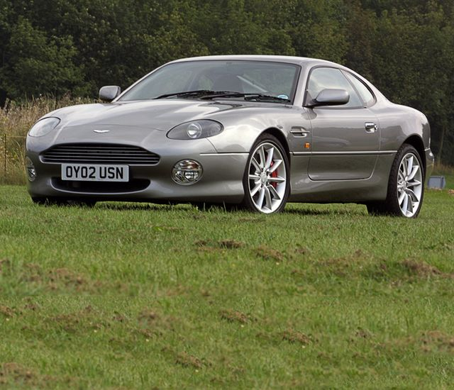 The Aston Martin Db7 Born Out Of Time When Ford Owned Based On A 30 Odd Year Old Car But It S Still Sort Okay