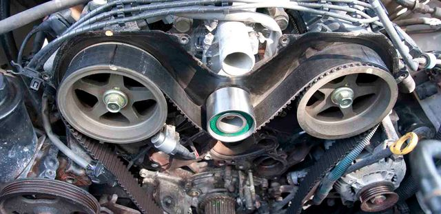 The Ins And Outs Of Engine Timing, And What Happens When It