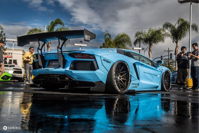 Liberty Walk Aventador wallpapers requested by Paul Sanchez