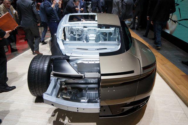 Is The Aston Martin Db11 S Virtual Spoiler A Gimmick