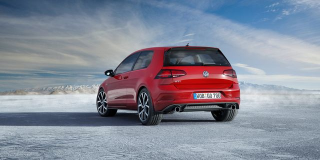7 Things You Need To Know About The New VW Golf