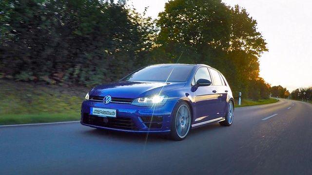 Volkswagen Golf 7 R 3 6 Bi-Turbo by HGP-Turbo  #blogpost