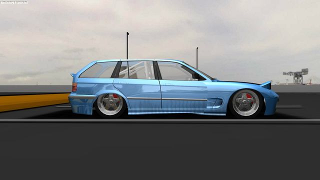 Bmw E36 Wagon Rx 7 Front End Conversion In Stuner Requested