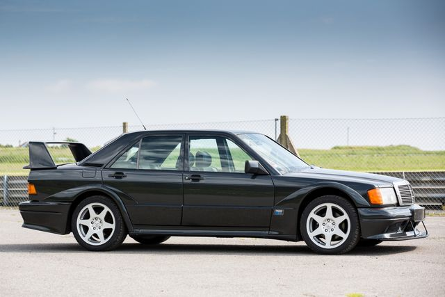 This 'Affordable' Mercedes 190E 2 5-16 Evo II Is Still