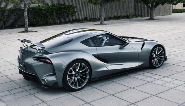 Expect The New Bmw Z4 To Be Completely Different To The Supra