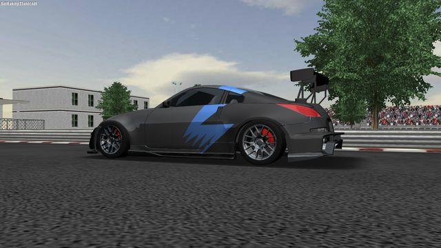 Rear-Engine 350Z | S-tuner