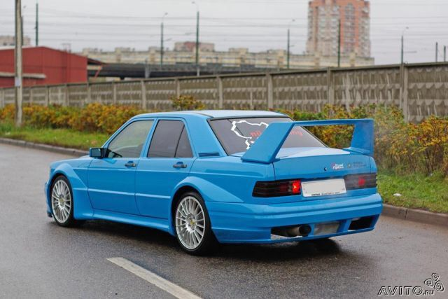 Gonna build a 190e Evo II clone, need help with picking engine to