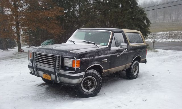 Surprising 1990 Ford Bronco Eddie Bauer Review 3 Years Of Ownership Gamerscity Chair Design For Home Gamerscityorg