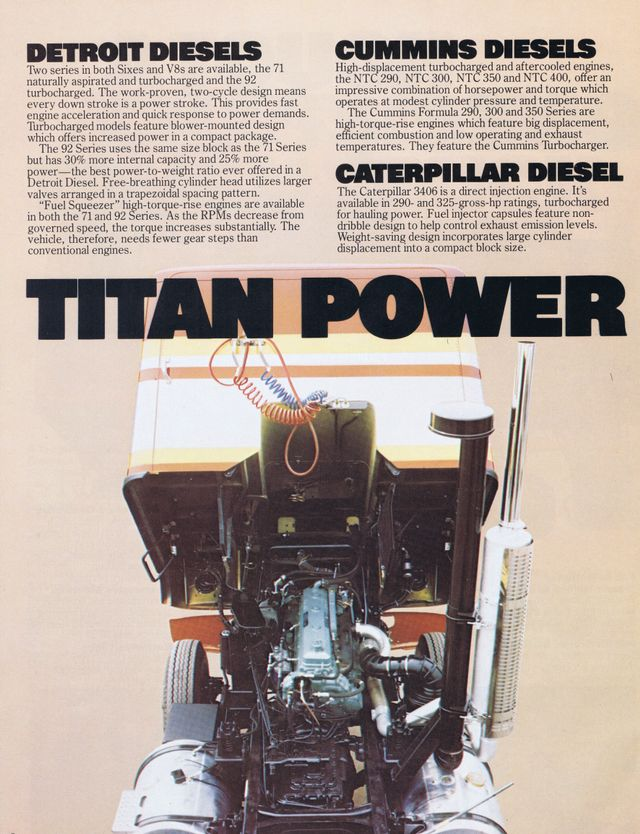 1980 Chevrolet Titan 90  Yes another Titan post is here BUT