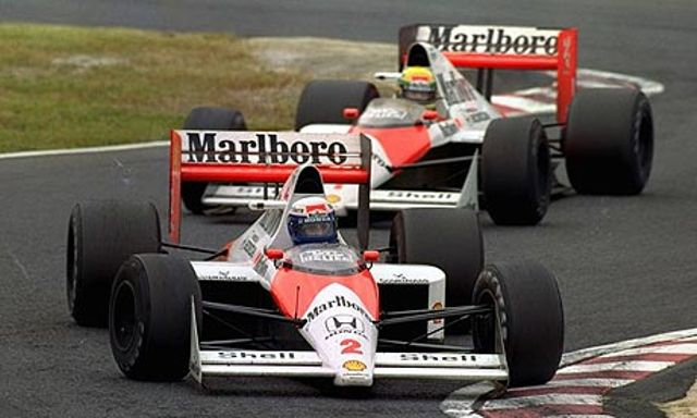 Classic Motorsport: The 1989 Japanese Grand Prix - A Debacle for ...